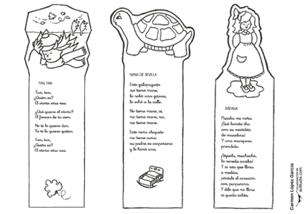 Marcapaginas Infantiles Para Imprimir Gratis