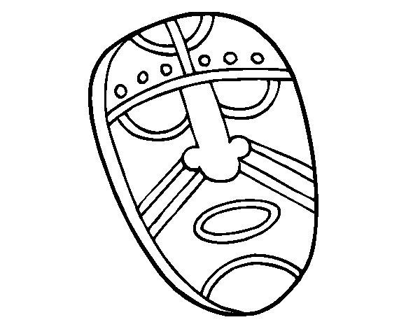 Dibujos Precolombinos Para Colorear