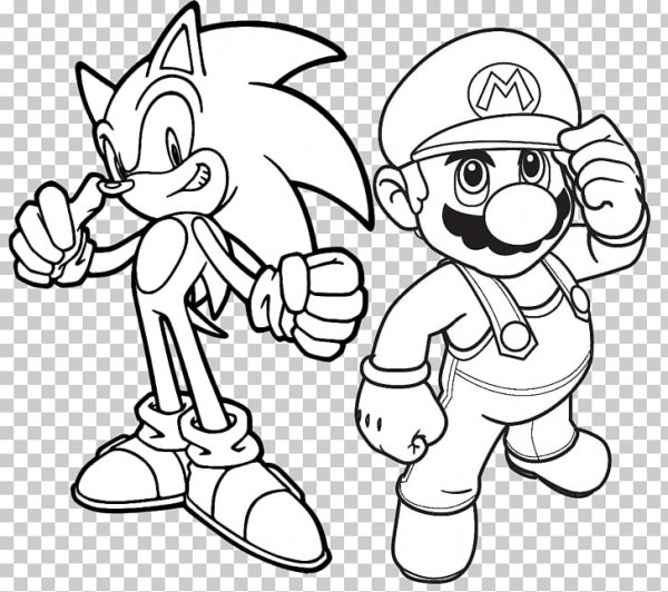 New Super Mario Bros  Wii Mario & Sonic At The Olympic Games