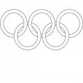 Imagenes Para Colorear De Los Juegos Olimpicos