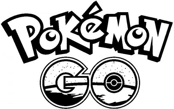 Dibujo Para Colorear Juegos De Pokémon En El Móvil   Pokémon Go 4