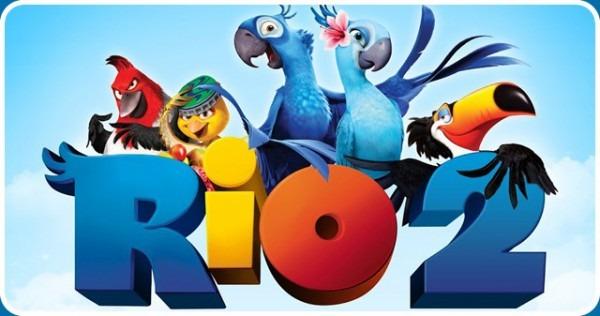 Dibujos De Rio 2 Para Colorear