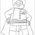 Imagenes De Batman Lego Para Colorear