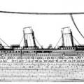 Barco Titanic Para Colorear