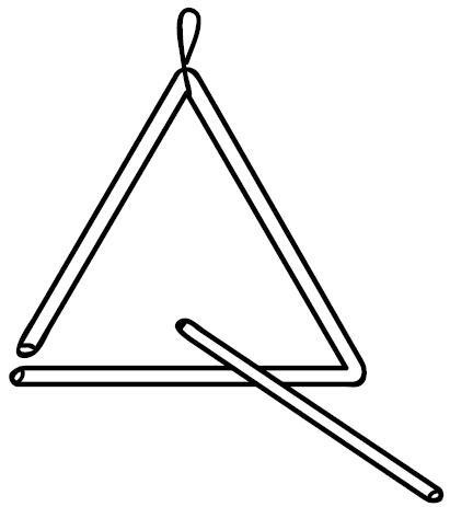 Imagen De Triangulos Para Pintar