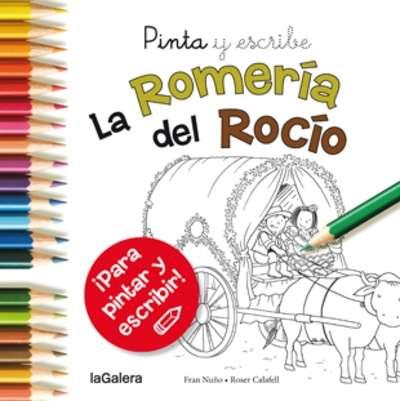 Pasajes Librería Internacional  Pinta Y Escribe La Romería Del