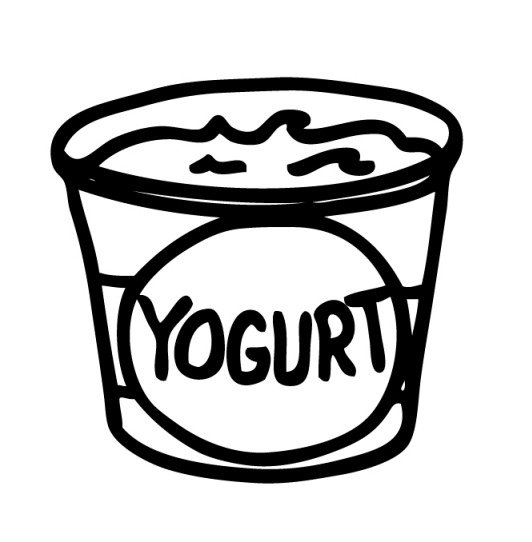 Yogur Dibujo